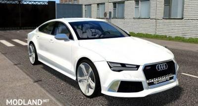 Audi RS7 4.0 TFSI V 8 SportBack 2016 [1.5.9], 1 photo